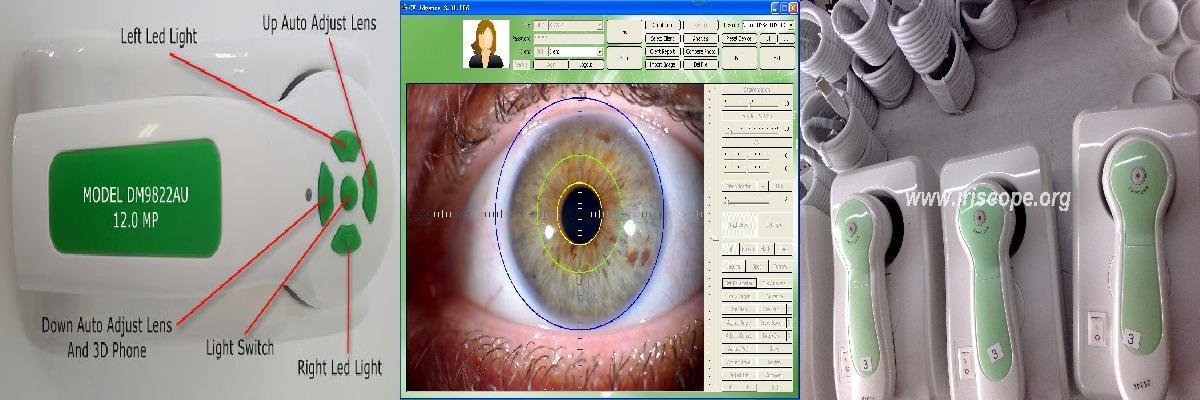 iridology camera ebay