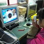 Factory of iriscope,iridology camera.