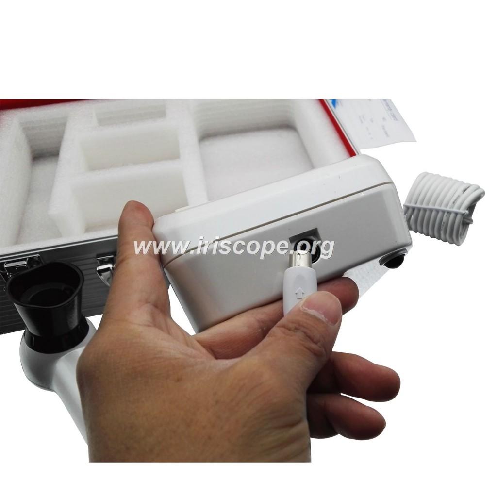 digital iriscope iridology eye camera