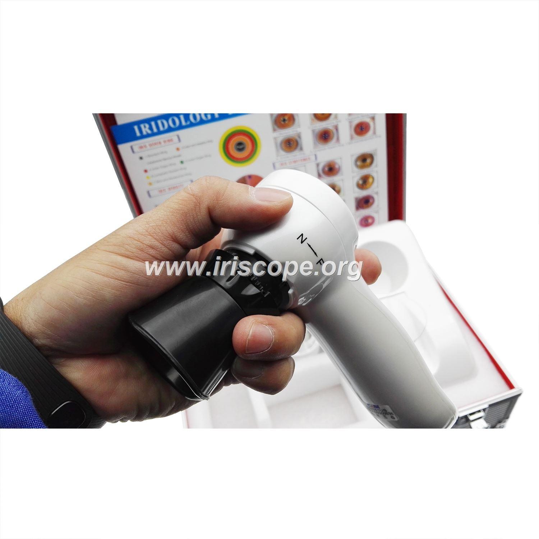 digital iriscope iridology
