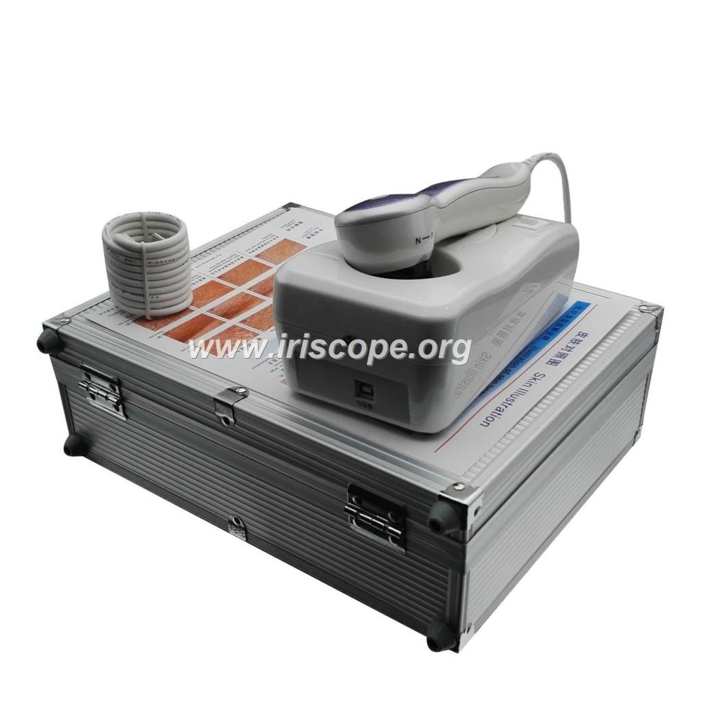 facial skin scanner analyzer