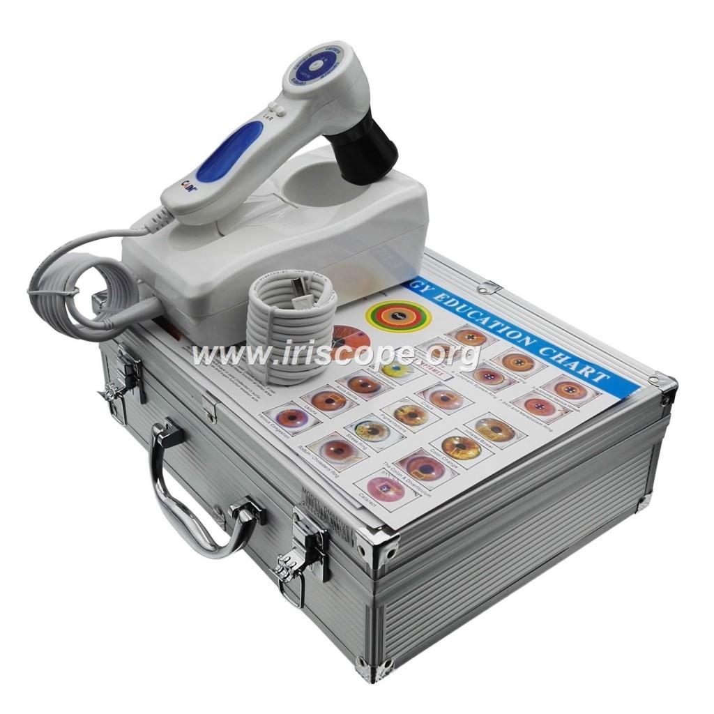 iridology machine