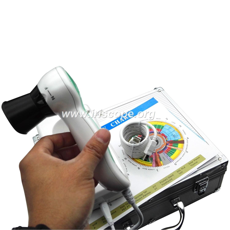 iriscope iris analyzer 2