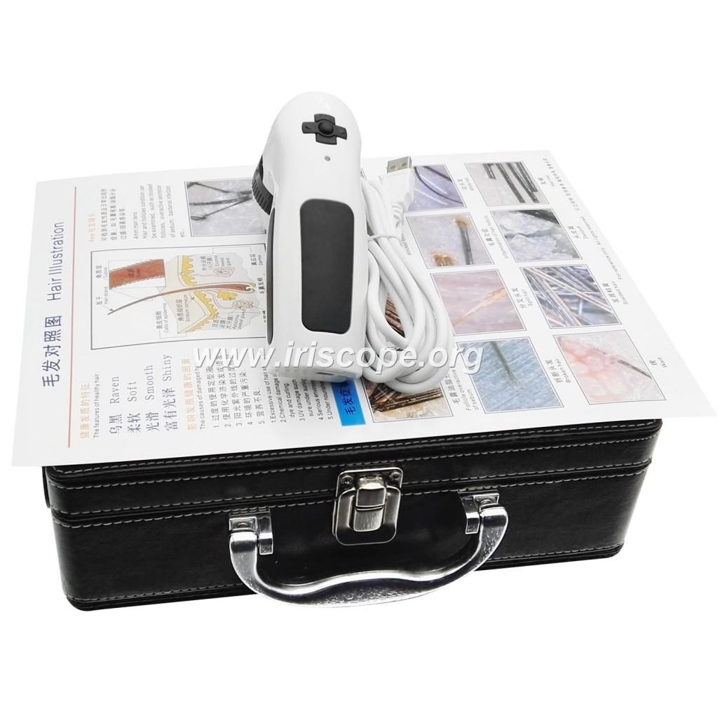 jual skin analyzer portable