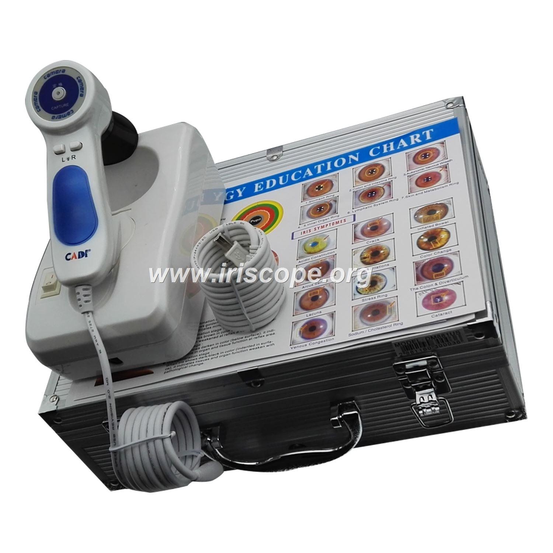 portable digital usb iriscope