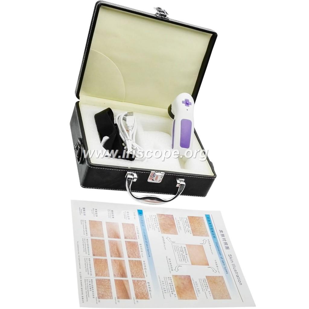 skin analyzer hs code
