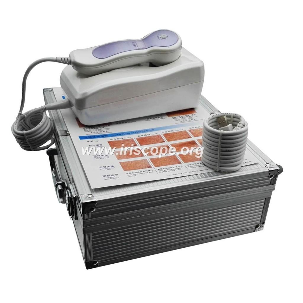 skin analyzer magnifier machine amway