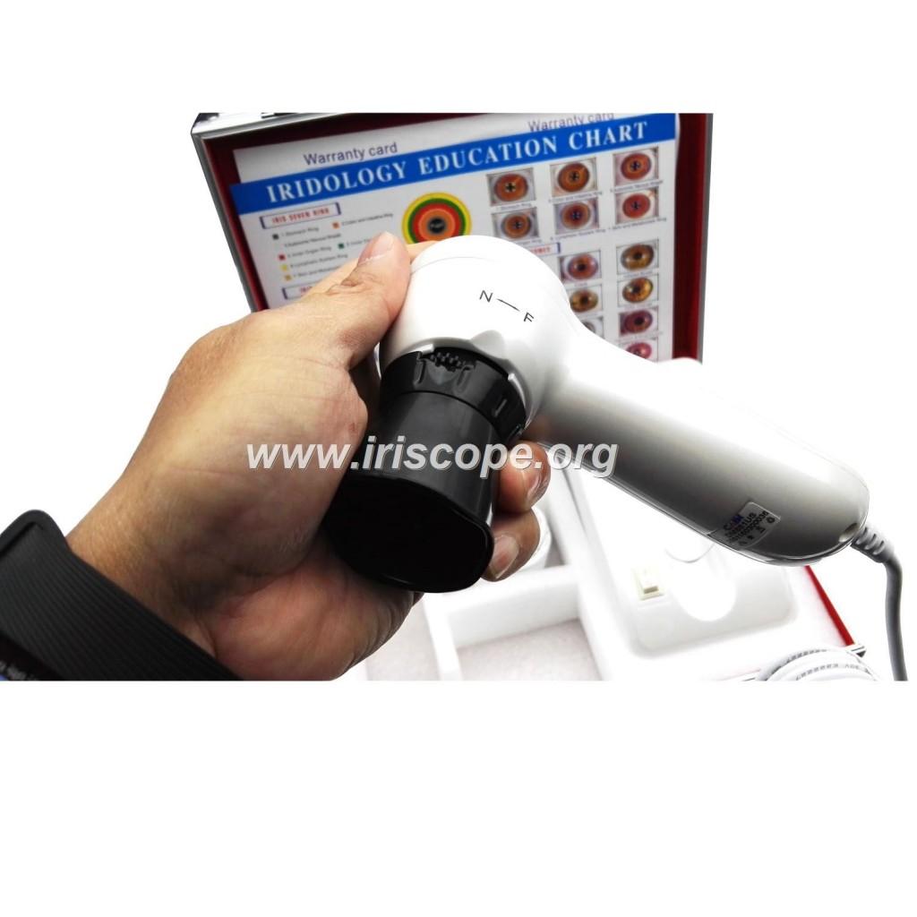 usb digital iriscope