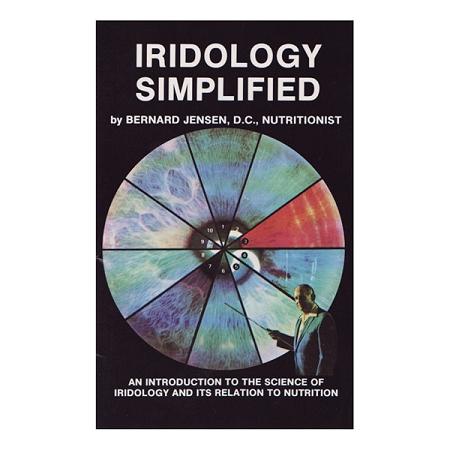 iridology bernard jensen book 1