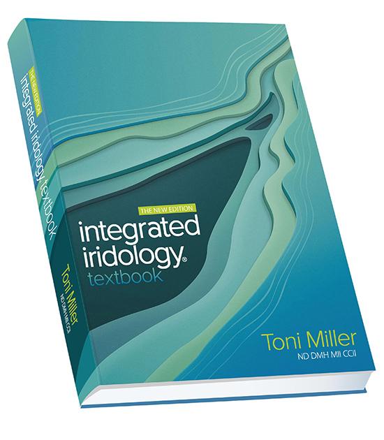 toni miller iridology books