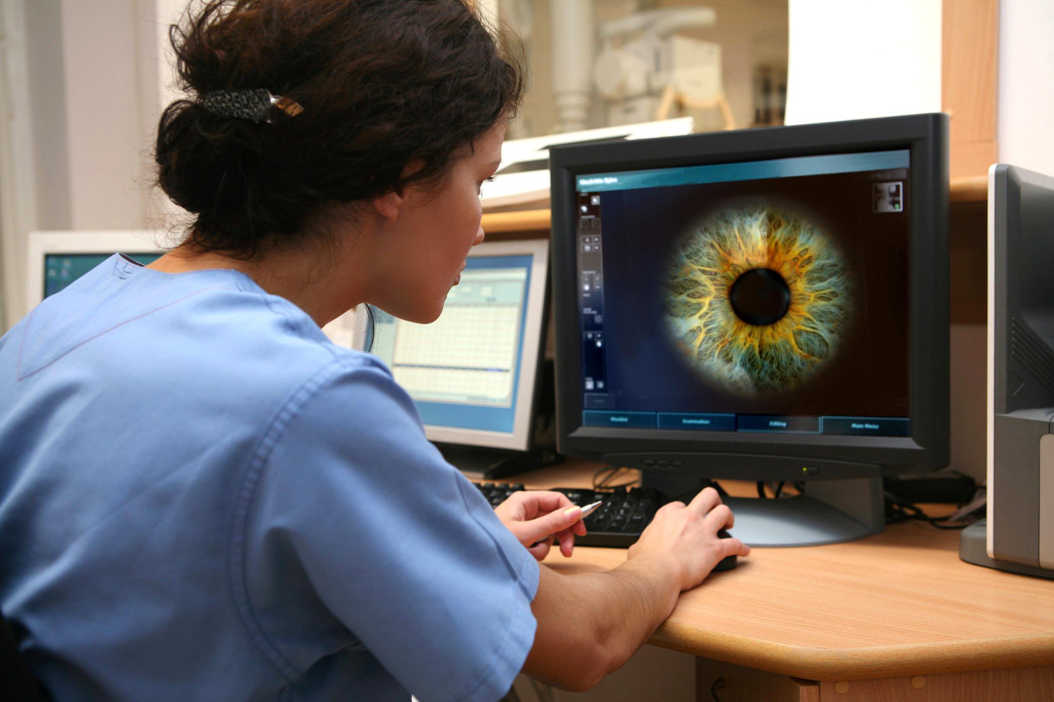 practical iridology