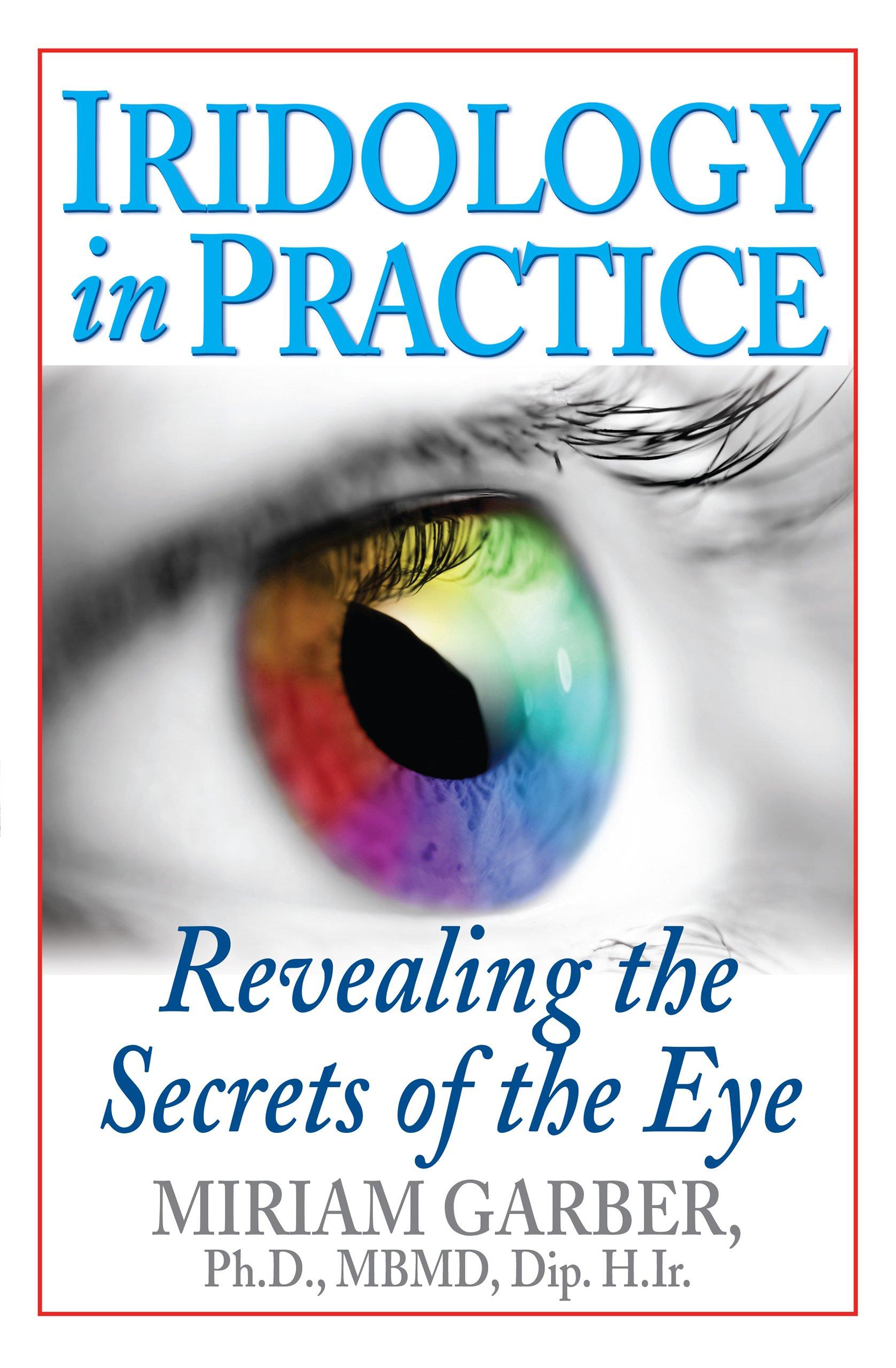 libros de iridología