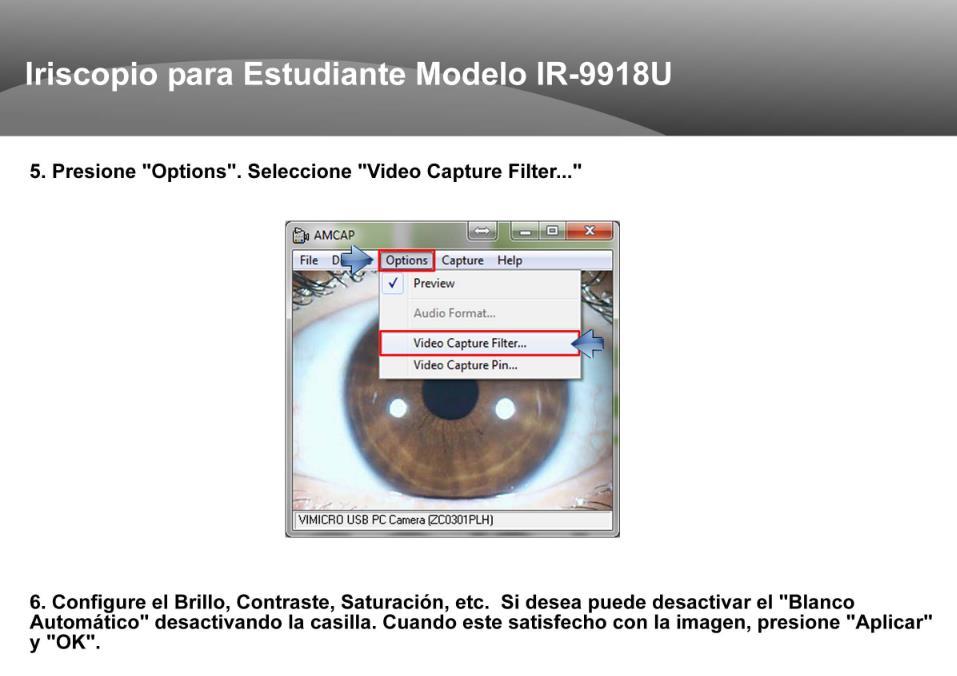Iriscopio IR-9918U (1)