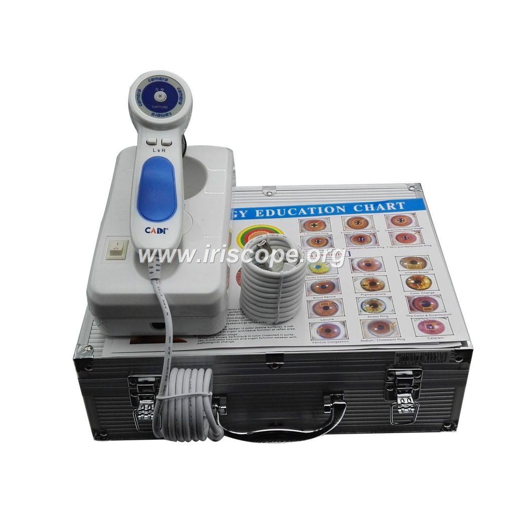 iridology camera for mac