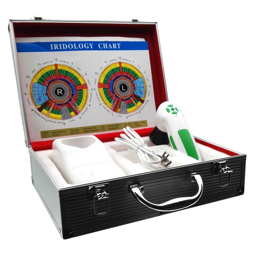 iridology camera and software