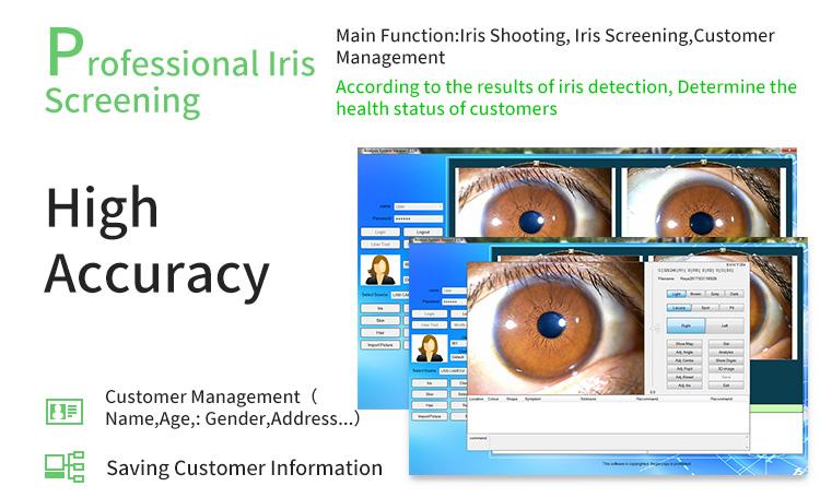 iriscopio digital venta en mexico